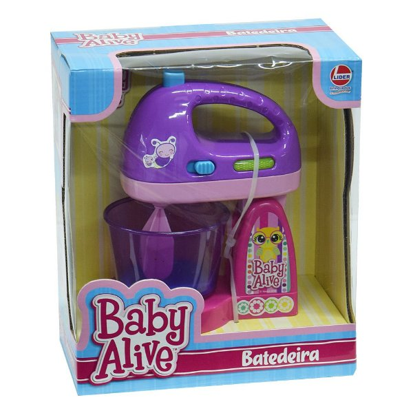 Batedeira Baby Alive - Líder