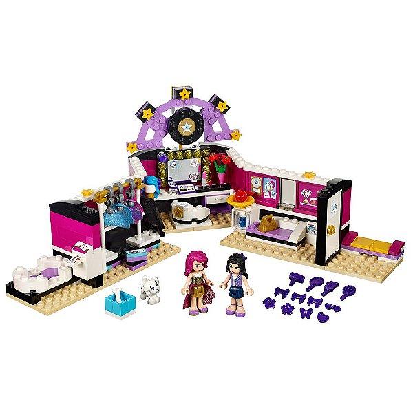 Lego Friends - O Camarim da Pop Star - Lego
