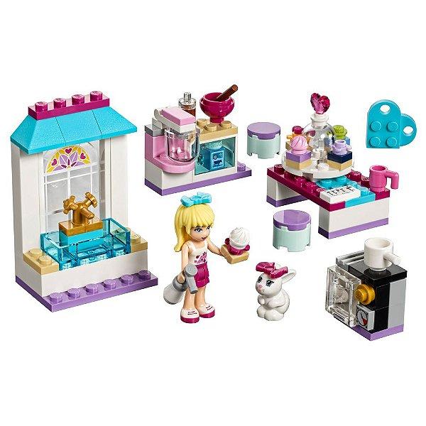 Lego Friends - Bolinhos da Amizade da Stephanie