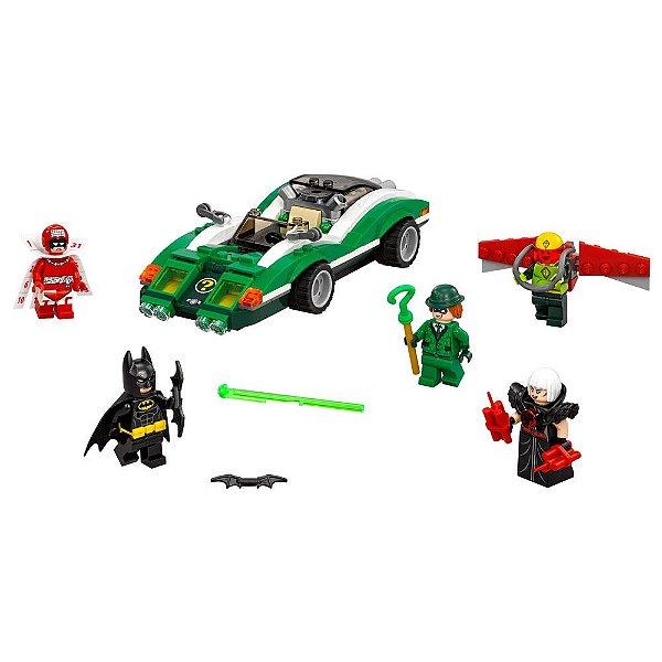 Batman Movie - Riddle, o Carro de Corrida do Charada