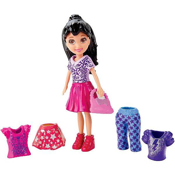 Polly Pocket - Boneca Sortida - Crissy - Mattel