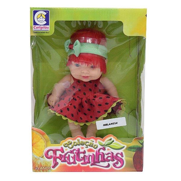 Bonecas Coleção Frutinhas - Melância - Cotiplás