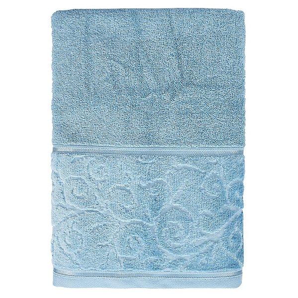 Toalha de Banho Unique Anette - Azul - Santista