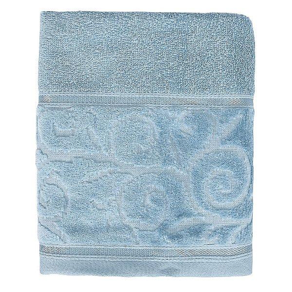Toalha de Rosto Unique Anette - Azul - Santista