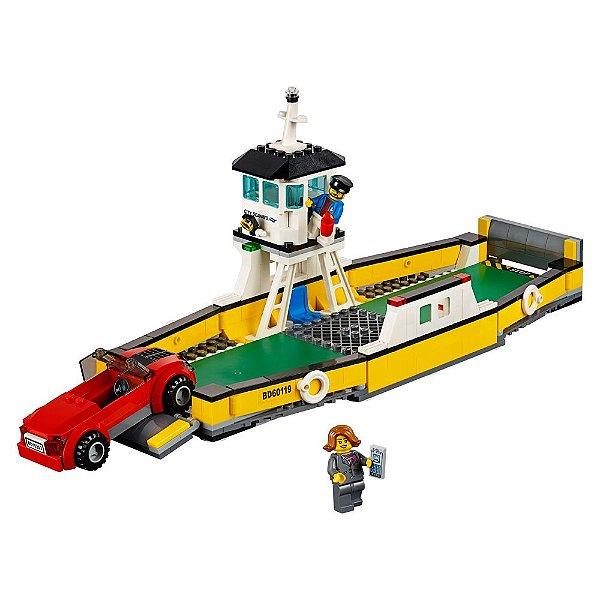 Lego City - Balsa