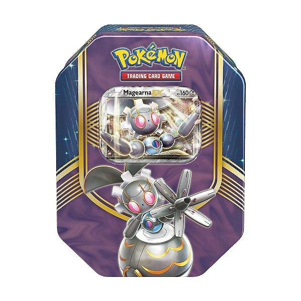 Baralho na Lata Pokémon Magearna - Copag