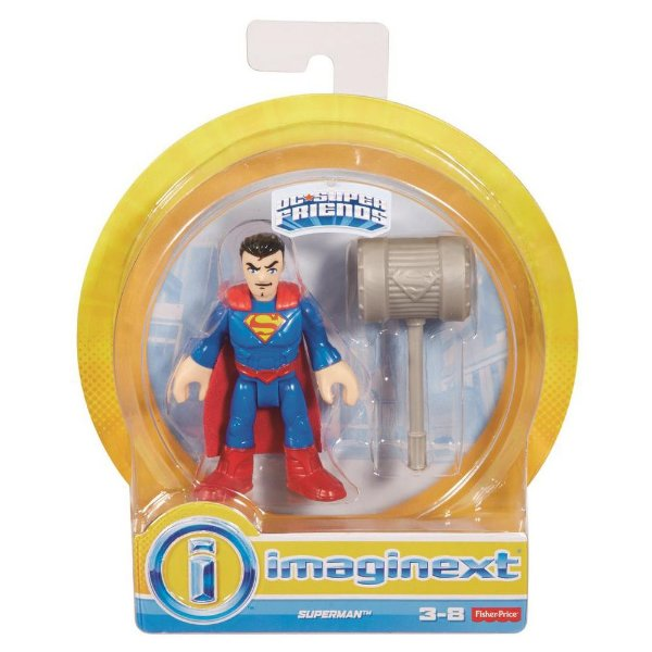 DC Super Friends Imaginext - Superman - Fisher-Price