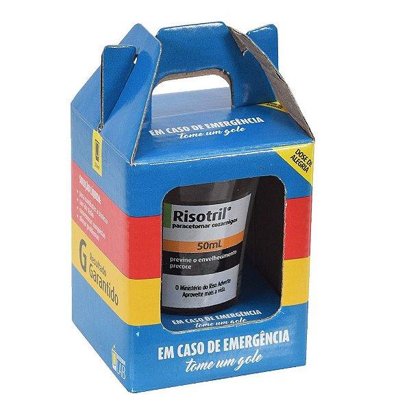 Copo de Dose Remédios - Risotril - 50ml - Brasfoot