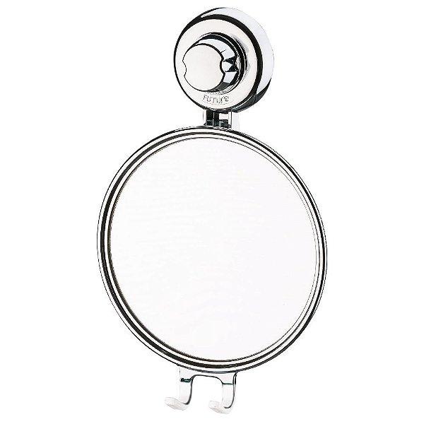 Espelho Antiembaçante com Ventosa - Future