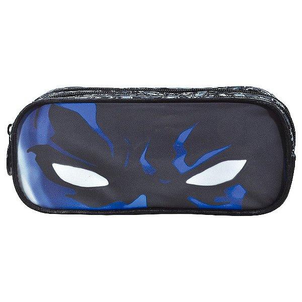 Estojo Batman Glare - 2 Divisórias - Xeryus
