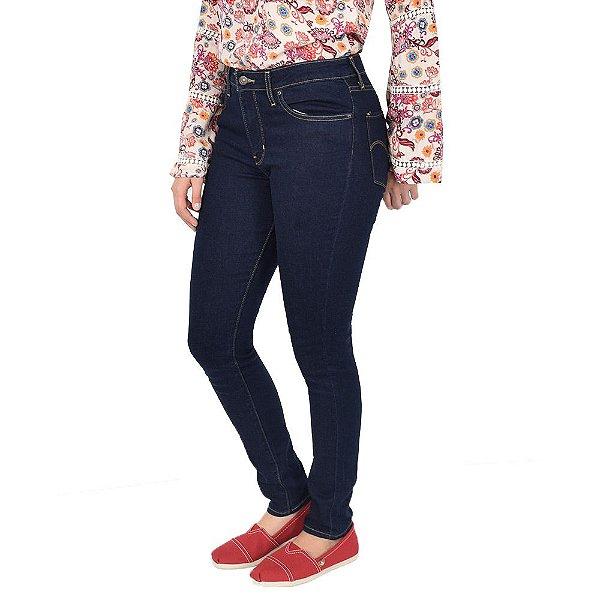 Calça Jeans Feminina 721 High Rise Skinny - Levis