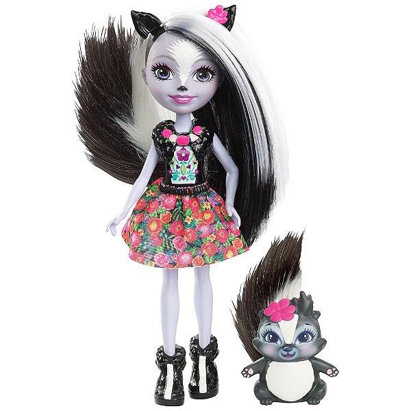 Enchantimals - Sage Skunk e Capert - Mattel
