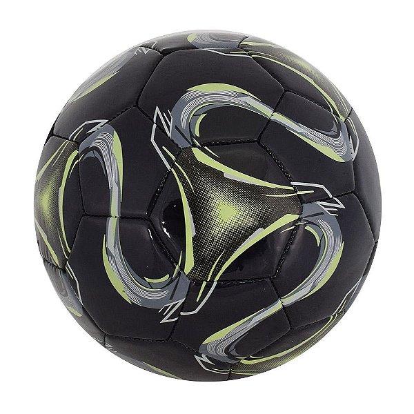 Bola de Futebol - Preta - DTC