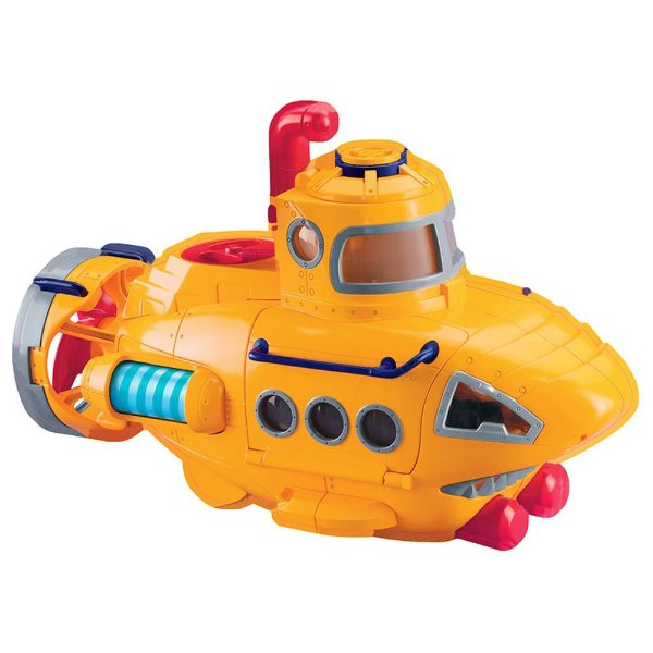 Imaginext - Submarino Aventura - Fisher-Price