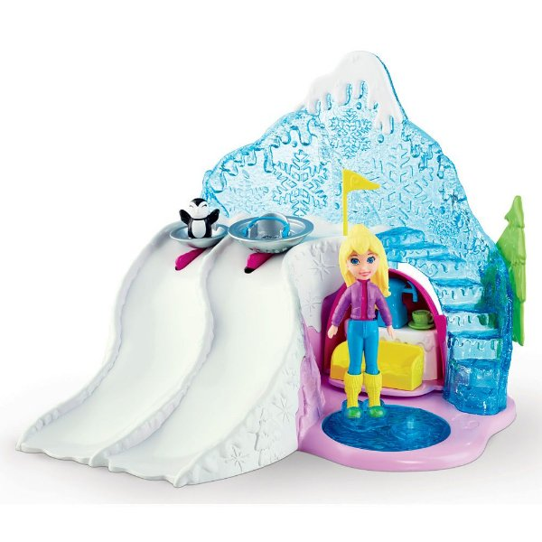 Polly Pocket - Conjunto Absolutamente Ártico - Mattel