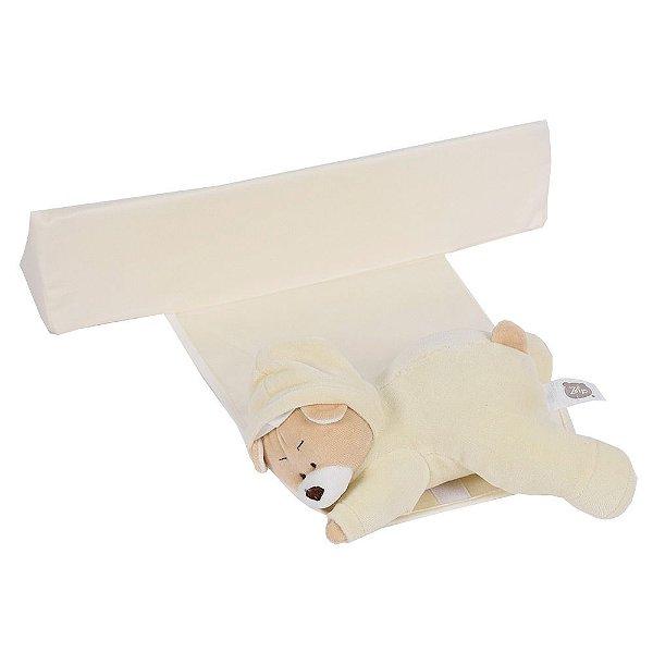 Apoio de Bebê - Ursinho Bege - Zip Toys