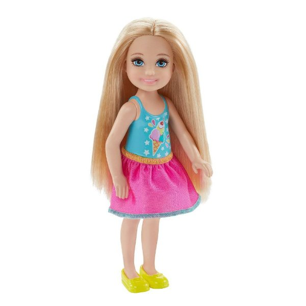 Barbie Club Chelsea - Sorvetinho - Mattel