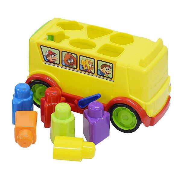 Ônibus Escolar Didático - Dismat