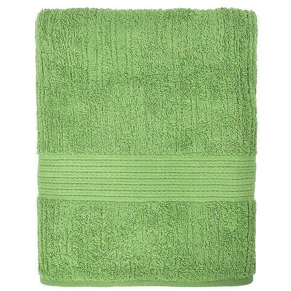 Toalha de Banho Canelada Fio Penteado - Verde Aspargo - Buddemeyer