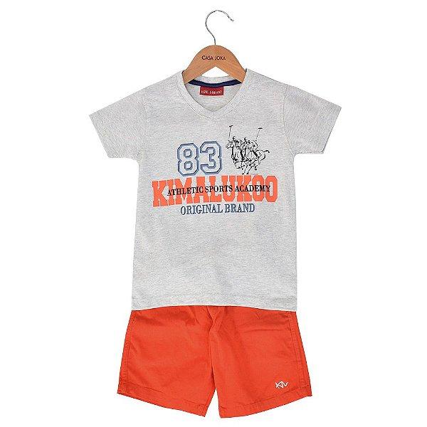 Conjunto Infantil Athletic Sports - Kimalukoo