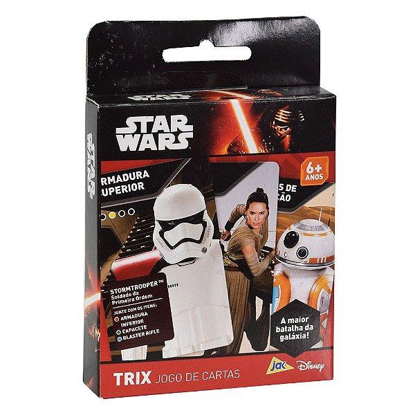 Jogo de Cartas Star Wars Trix - Toyster