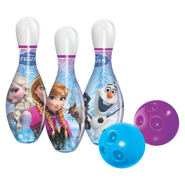 Jogo de Boliche Frozen - Líder