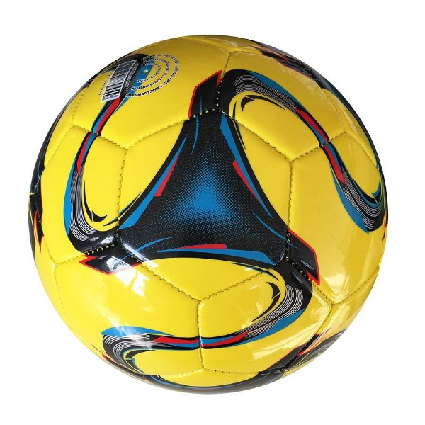 Bola de Futebol Amarela - DTC
