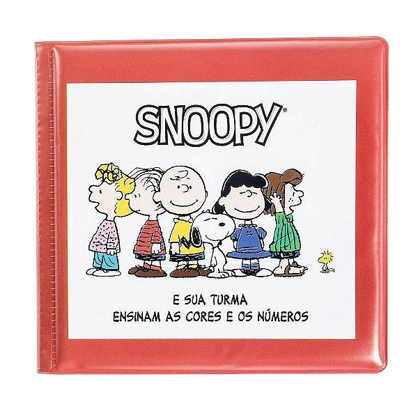 Livro de Banho Peanuts Snoopy - Pimpolho