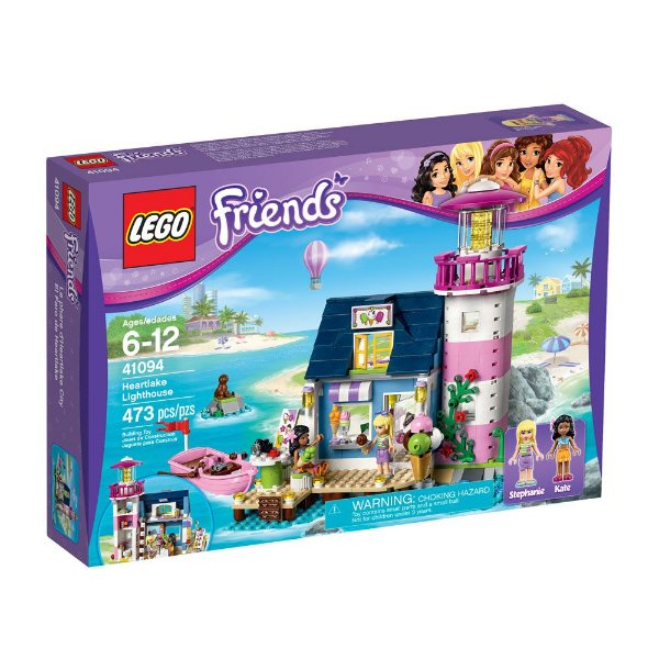 O Farol de Heartlake - Lego Friends
