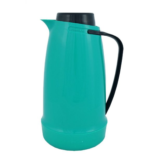 Bule Térmico Dama Turquesa - 500 ml - Termolar