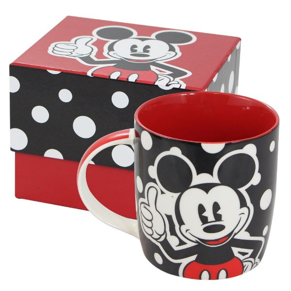 Caneca Mickey Poá - Zona Criativa