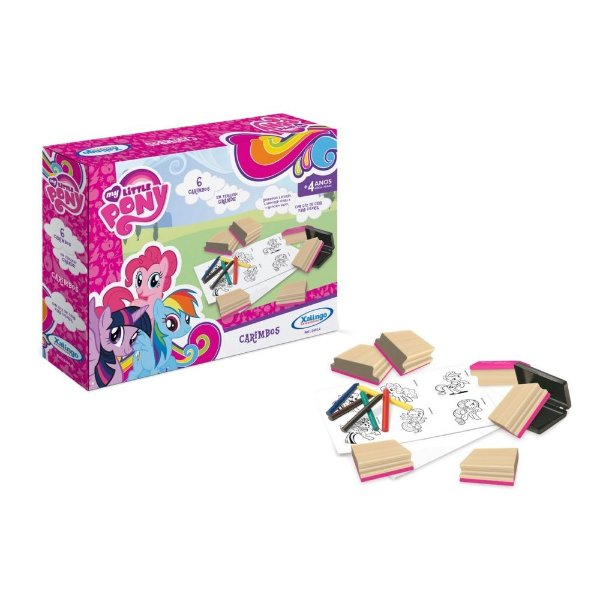 Carimbos My Little Pony - Xalingo