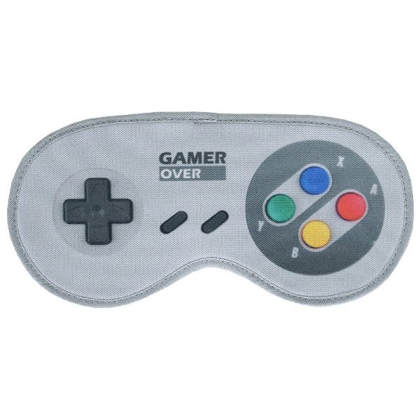 Máscara de Dormir Super Nintendo Gamer Over - Ops!