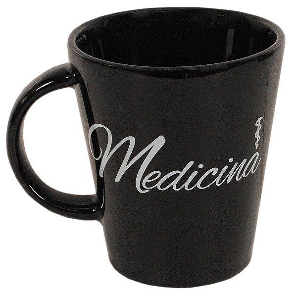 Caneca de Cerâmica - Medicina - Brasfoot