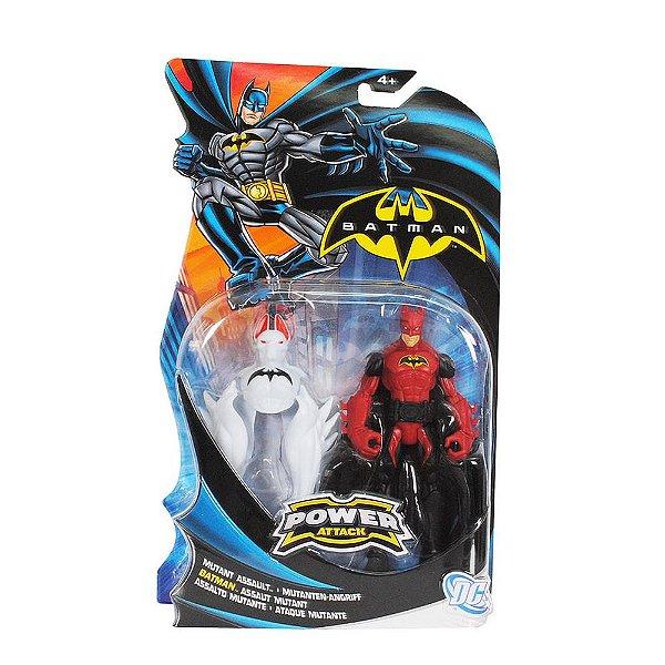 Batman Power Attack - Ataque Mutante - Mattel