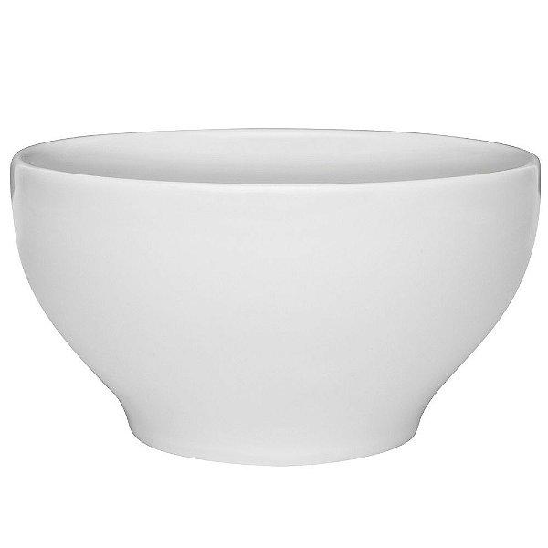 Tigela Cerâmica Branca - 600ml - Biona