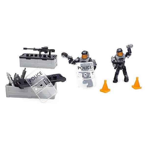 Mega Bloks Halo Heroes - NMPD Officer