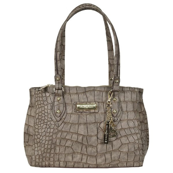 Bolsa Handbag Croco - Fellipe Krein