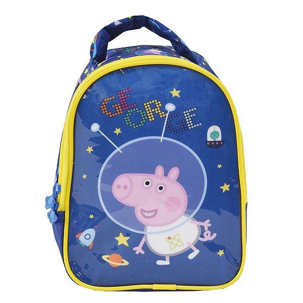 Lancheira George Galaxy - Peppa Pig - Xeryus
