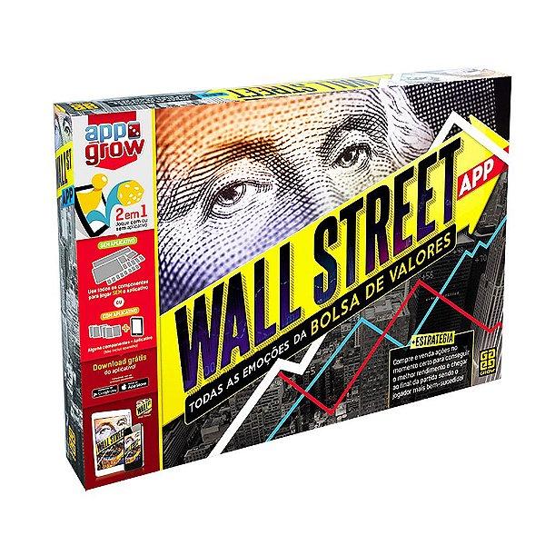 Jogo Wall Street App - Grow