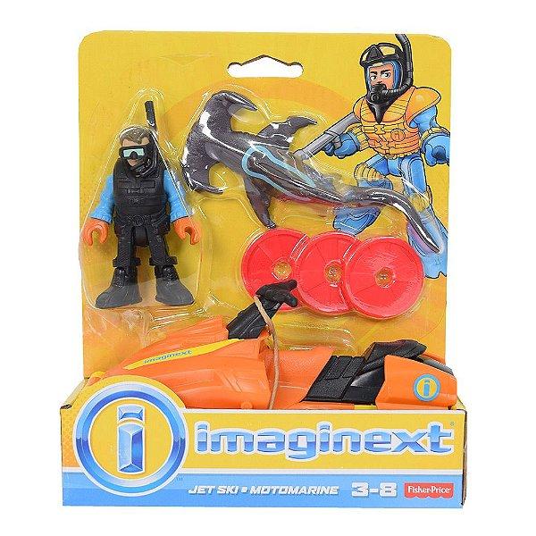 Imaginext Oceano - Jet Ski - Fisher-Price