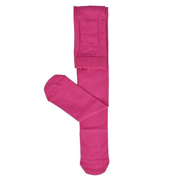 Meia-Calça Lobinha Algodão Fio 80 - Pink - Lupo