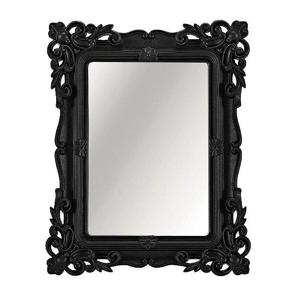 Espelho Decorativo Preto 13 x 18 cm - Mart