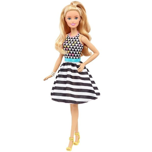 Barbie Fashionista - Power Print - Mattel