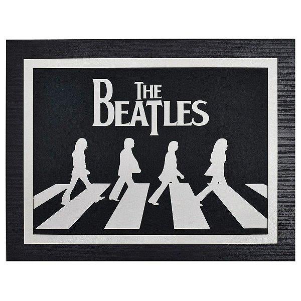 Quadro Decorativo The Beatles - 30 x 23 cm