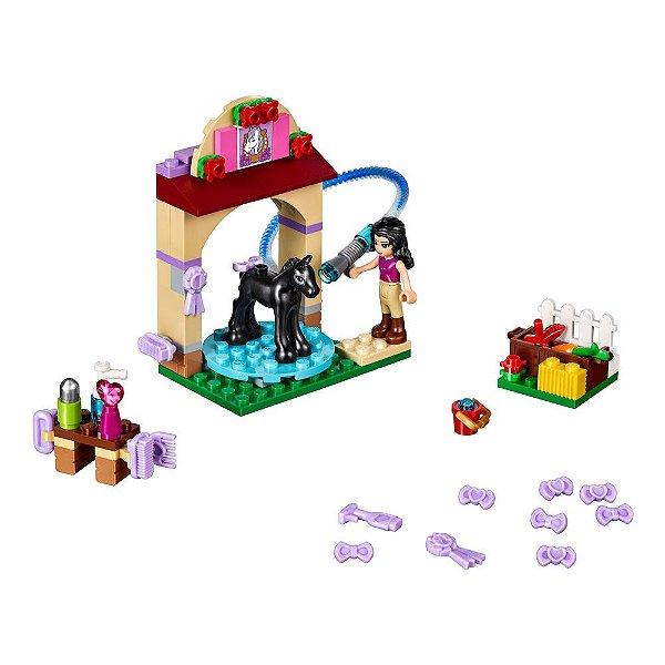 Lego Friends - Área de Lavagem do Potro - Lego