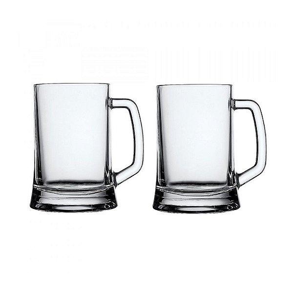 Canecas para Cerveja Pub 395ml - Pasabahce