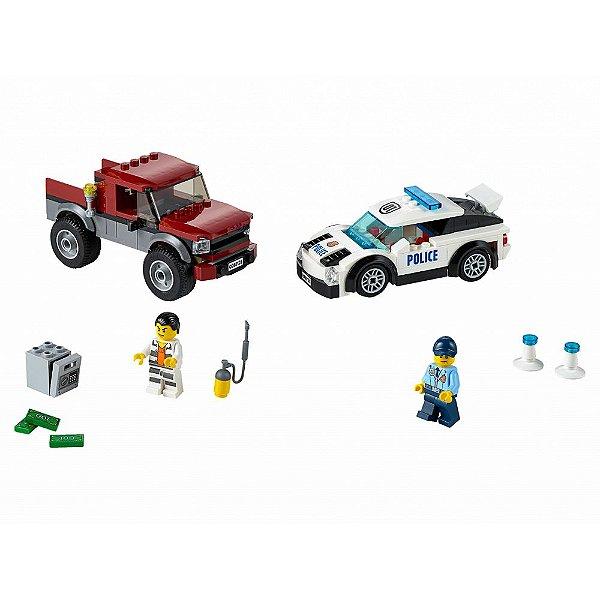 Lego City - Perseguição Policial - Lego