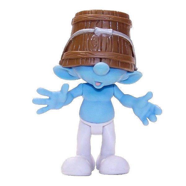 Boneco Os Smurfs em Vinil - Desastrado - Sunny