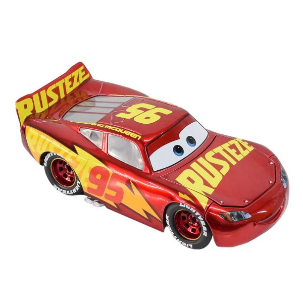 Carros Relâmpago McQueen - Jada Toys - DTC